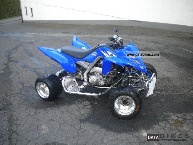 Yamaha  YFM R700 2006 Quad photo