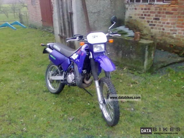 2001 Yamaha  DT 125 R Motorcycle Lightweight Motorcycle/Motorbike photo