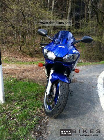2000 Yamaha R6 Rj03