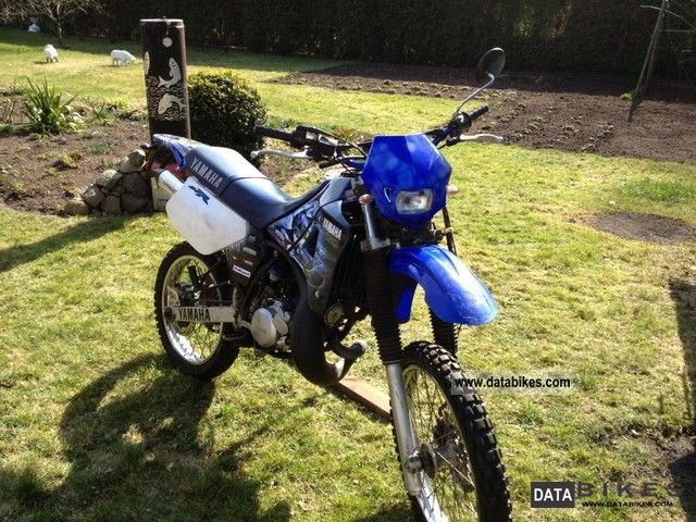 1997 Yamaha  Dt Motorcycle Enduro/Touring Enduro photo