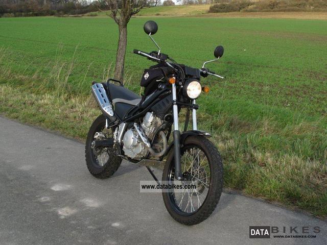 Yamaha  XG250 2006 Enduro/Touring Enduro photo