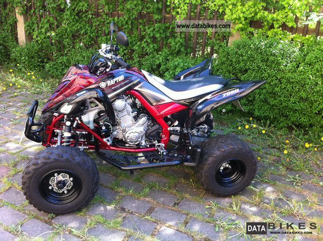 Yamaha  YFM 700 Special Edition - LOF. 2010 Quad photo