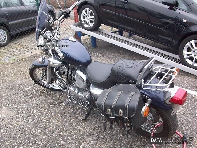 1995 Yamaha  2-yl Motorcycle Chopper/Cruiser photo