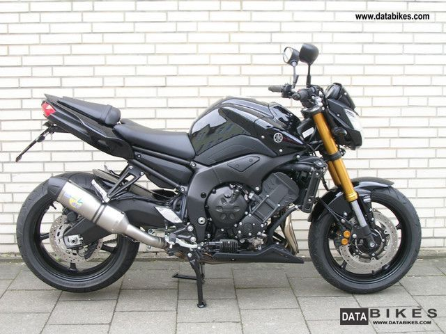 Yamaha  Compare with Best FZ8 accessories LeoVince Evo One 2012 Naked Bike photo