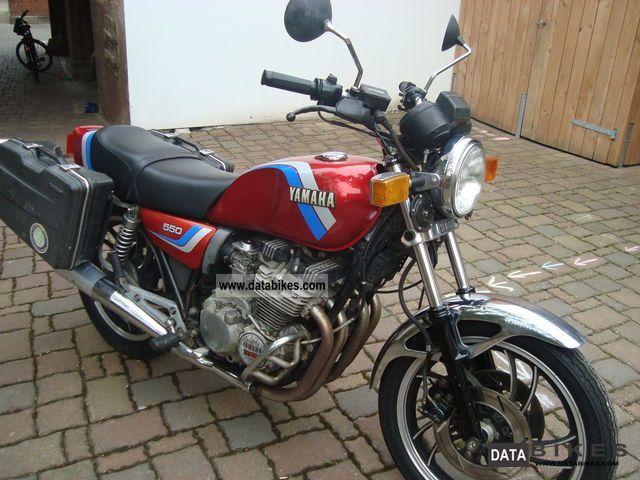 1984 Yamaha  XJ 550 Motorcycle Motorcycle photo