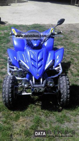 2006 Yamaha  350 R Motorcycle Quad photo