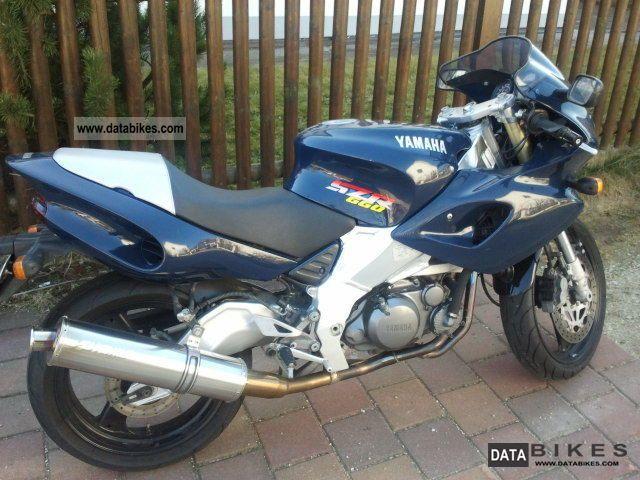 Yamaha  SDR 660 1997 Sports/Super Sports Bike photo