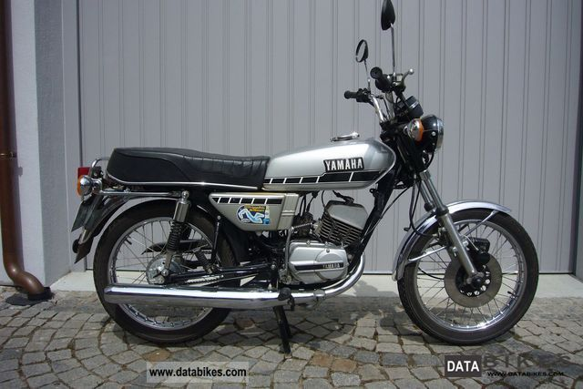 Yamaha  RS 100 DX 1979 Vintage, Classic and Old Bikes photo