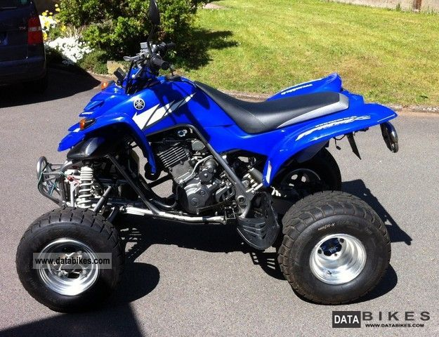 Yamaha bikes and atv 39 s with pictures for 2007 yamaha raptor 350 top speed