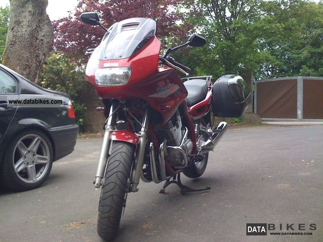 1996 Yamaha  900 diversion Motorcycle Sport Touring Motorcycles photo