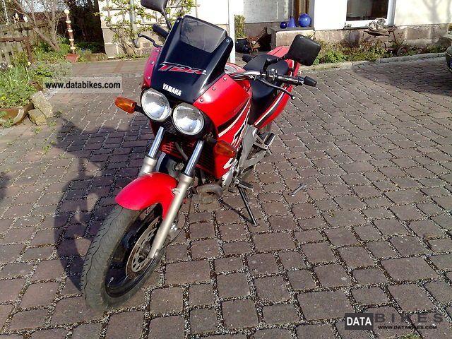 Yamaha  TDR 125 1998 Enduro/Touring Enduro photo