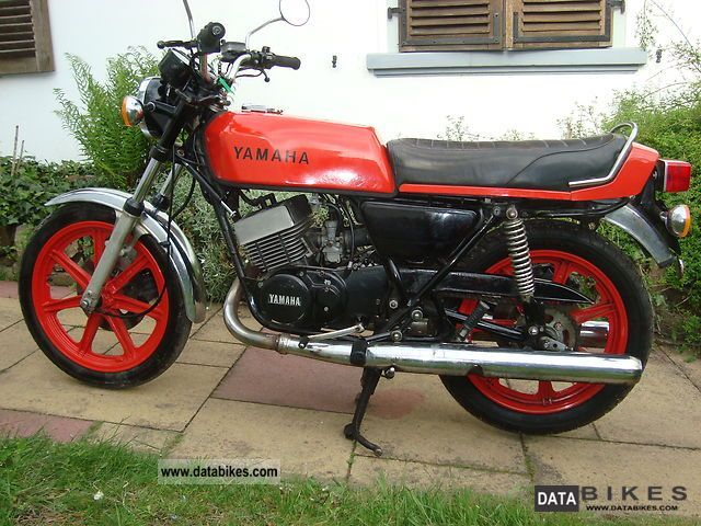 Yamaha  RD 250 1979 Vintage, Classic and Old Bikes photo