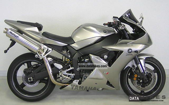 2005 Yamaha  * R1 Superbike * Motorcycle Sports/Super Sports Bike photo