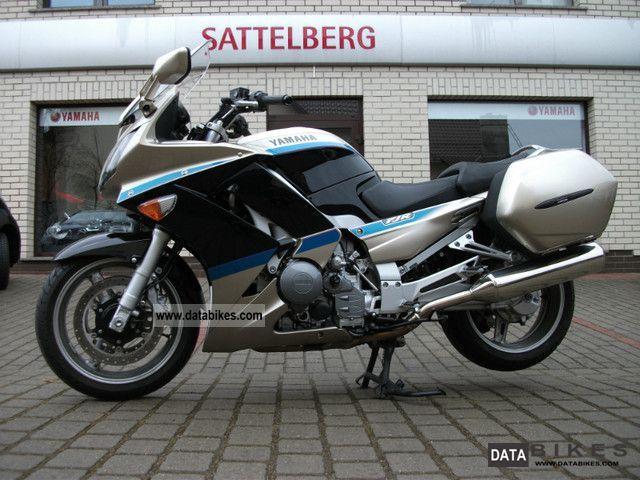 2010 Yamaha  FJR 1300 ABS Motorcycle Motorcycle photo