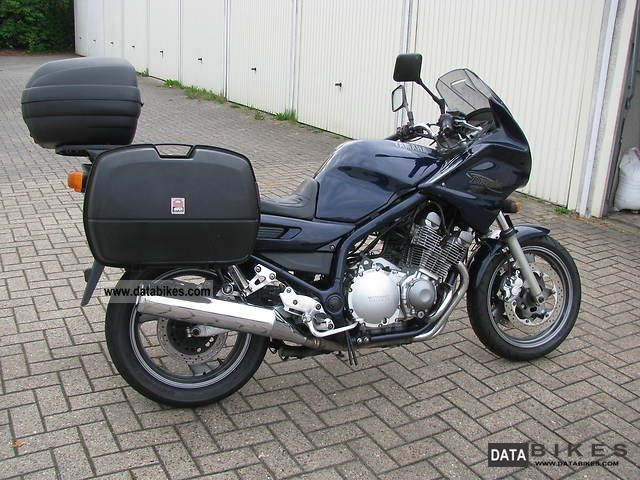 2000 Yamaha  XJ 900 Motorcycle Motorcycle photo