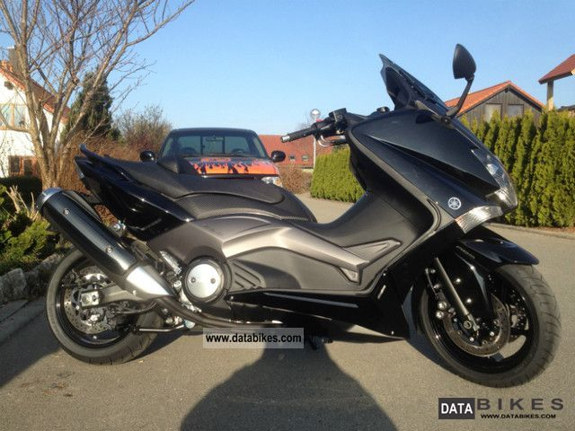 2012 Yamaha  T Max 530 ABS Motorcycle Scooter photo
