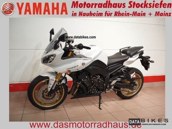Yamaha  FAZER 8 Upgrade 2011 Sports/Super Sports Bike photo