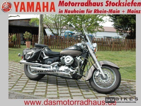 1998 Yamaha  XVS 650 A Motorcycle Chopper/Cruiser photo