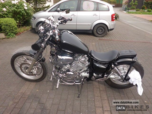 Yamaha Virago 700 Bobber