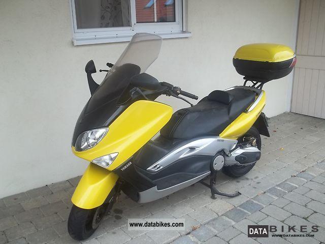2003 Yamaha  T max Motorcycle Scooter photo