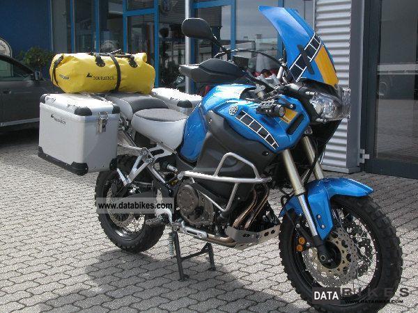 2011 Yamaha  XT1200Z Motorcycle Tourer photo