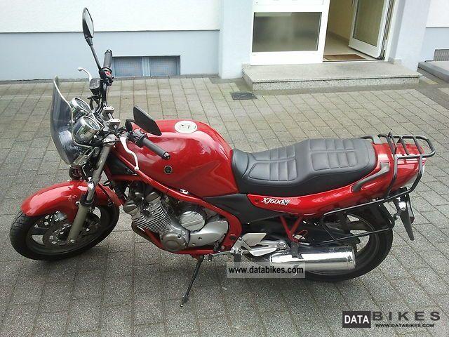 2001 Yamaha XJ 600 S Diversion - Moto.ZombDrive.COM