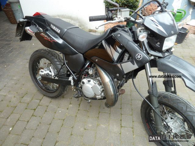 2005 Yamaha  X 125 DT Motorcycle Super Moto photo