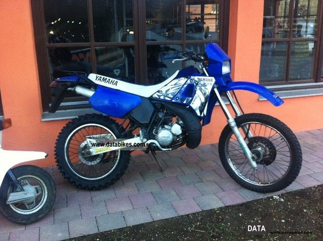 2000 Yamaha  DT 125 LC 2 Motorcycle Enduro/Touring Enduro photo