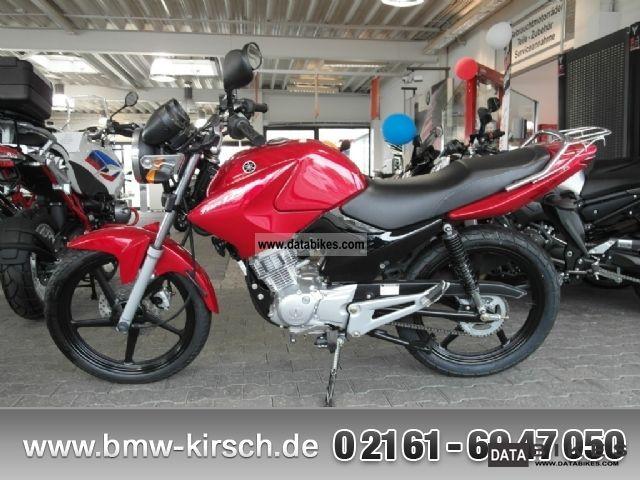 2011 Yamaha  YBR125 Motorcycle Motorcycle photo