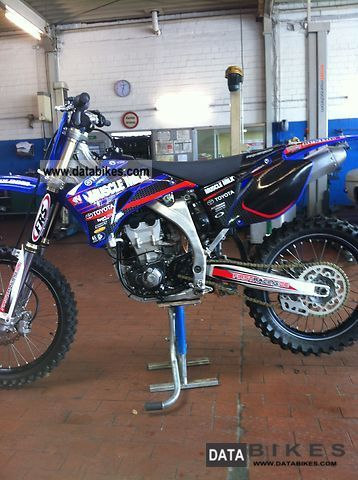 2009 Yamaha  yz-f Motorcycle Rally/Cross photo