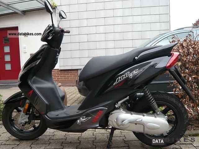 2008 Yamaha  JOG R Motorcycle Scooter photo
