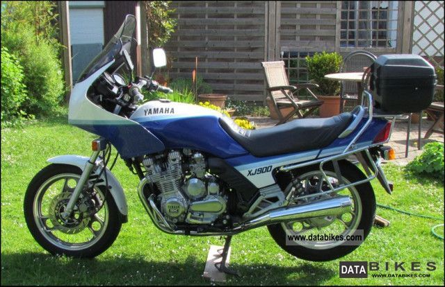 2002 Yamaha  XJ 900 F (type 4BB) Motorcycle Tourer photo