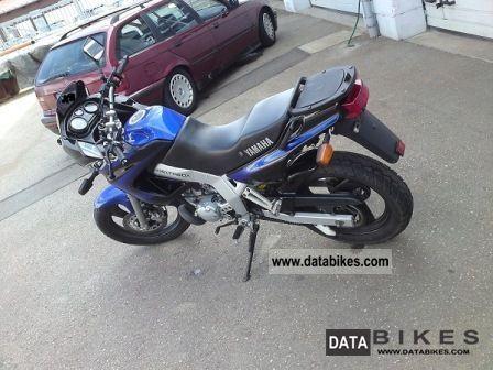 2001 Yamaha  TDR Motorcycle Tourer photo