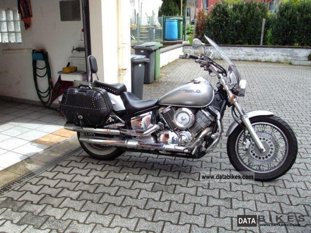 2003 Yamaha  Drug Star 1100 Motorcycle Chopper/Cruiser photo