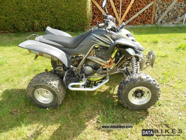 2005 Yamaha  Raptor 660R Motorcycle Quad photo