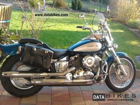 2000 Yamaha  XVS Dragstar Motorcycle Chopper/Cruiser photo
