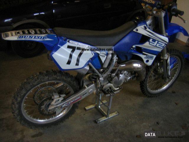 1999 Yamaha  yz 125 Motorcycle Rally/Cross photo