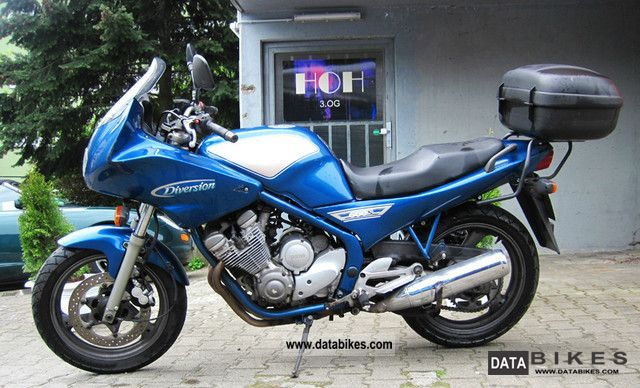1995 Yamaha  XJ 600 Motorcycle Motorcycle photo