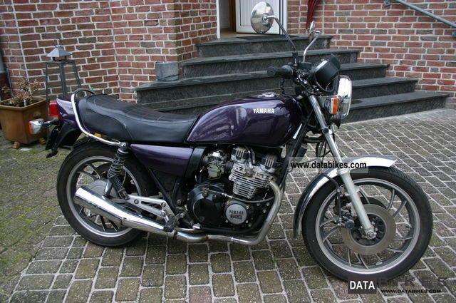 1981 Yamaha  J 550 Motorcycle Tourer photo