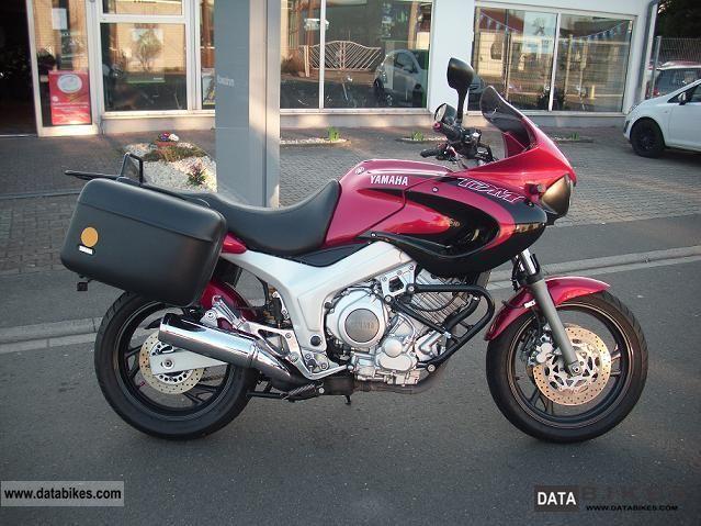 2000 Yamaha  TDM Motorcycle Motorcycle photo