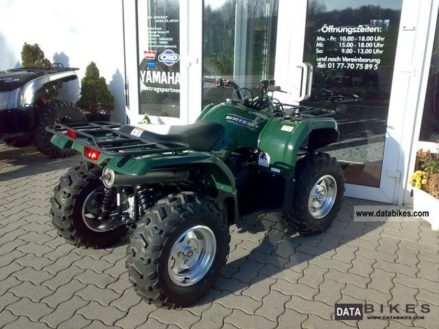 2011 yamaha grizzly 350 irs 4x4 by yamaha dealers for Yamaha atv dealer