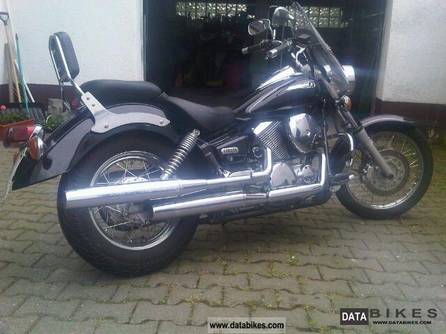 2000 Yamaha  Drag Star 125 Motorcycle Chopper/Cruiser photo