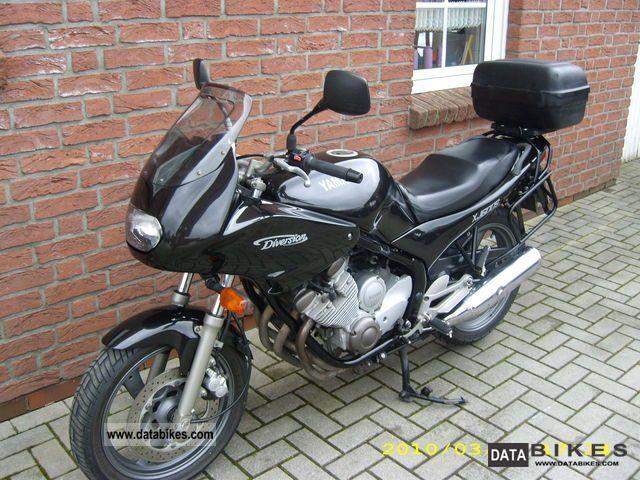 Yamaha  xj6oo s 1993 Motorcycle photo