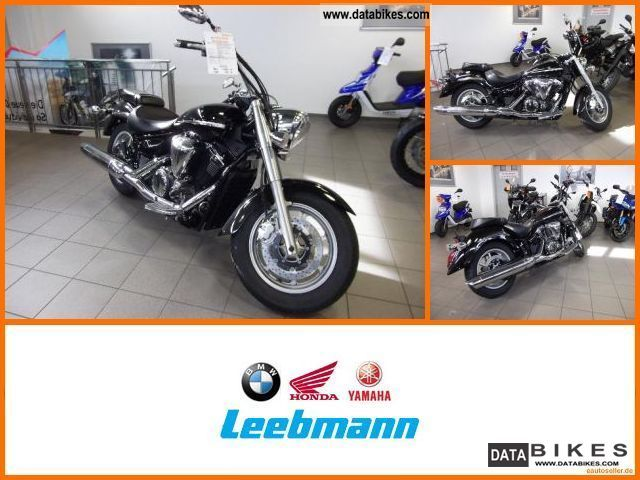 2012 Yamaha  XVS 1300 A Midnight Star Motorcycle Motorcycle photo