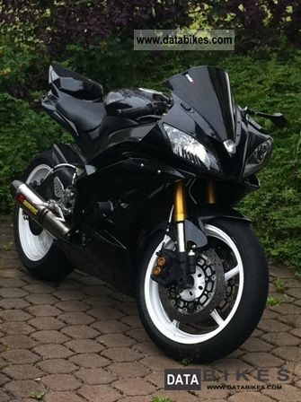 2006 Yamaha R 6 RJ11 Motorcycle Sports Super Bike Photo