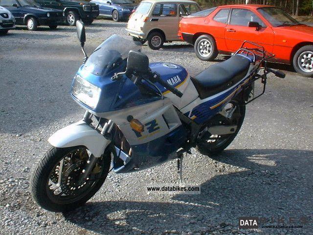 Yamaha  FZ 750 1991 Sports/Super Sports Bike photo