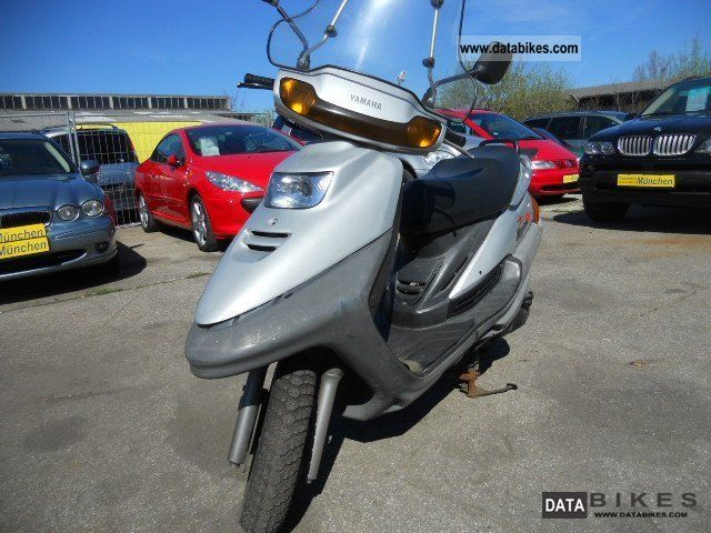 Yamaha  XC125 1999 Scooter photo