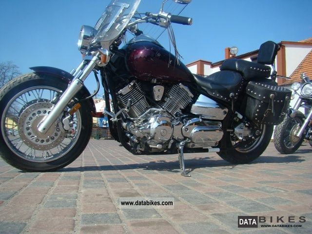 2001 Yamaha  Dragstar DRAGSTAR 1100cm 2001R Motorcycle Motorcycle photo