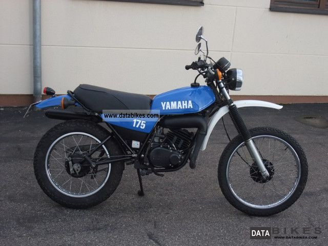 Yamaha  DT 175 1979 Vintage, Classic and Old Bikes photo
