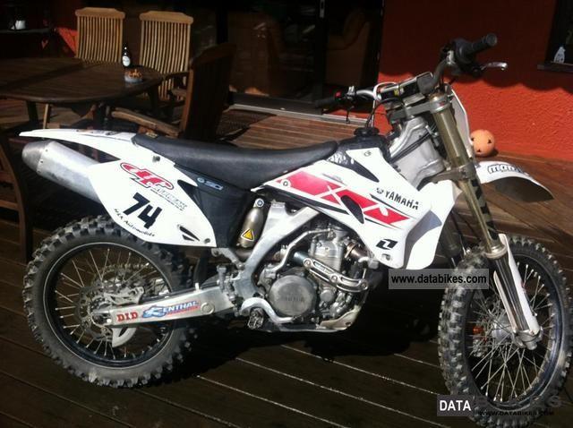 2007 Yamaha  YZ 450 Motorcycle Rally/Cross photo